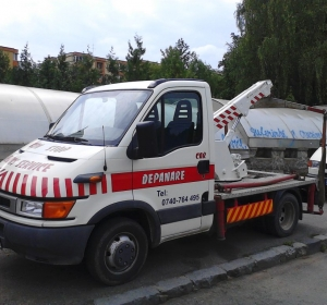Tractari Auto - Cameleon Expres - Cluj