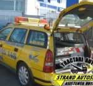 Tractari auto, utilaje si asistenta rutiera - Prahova.